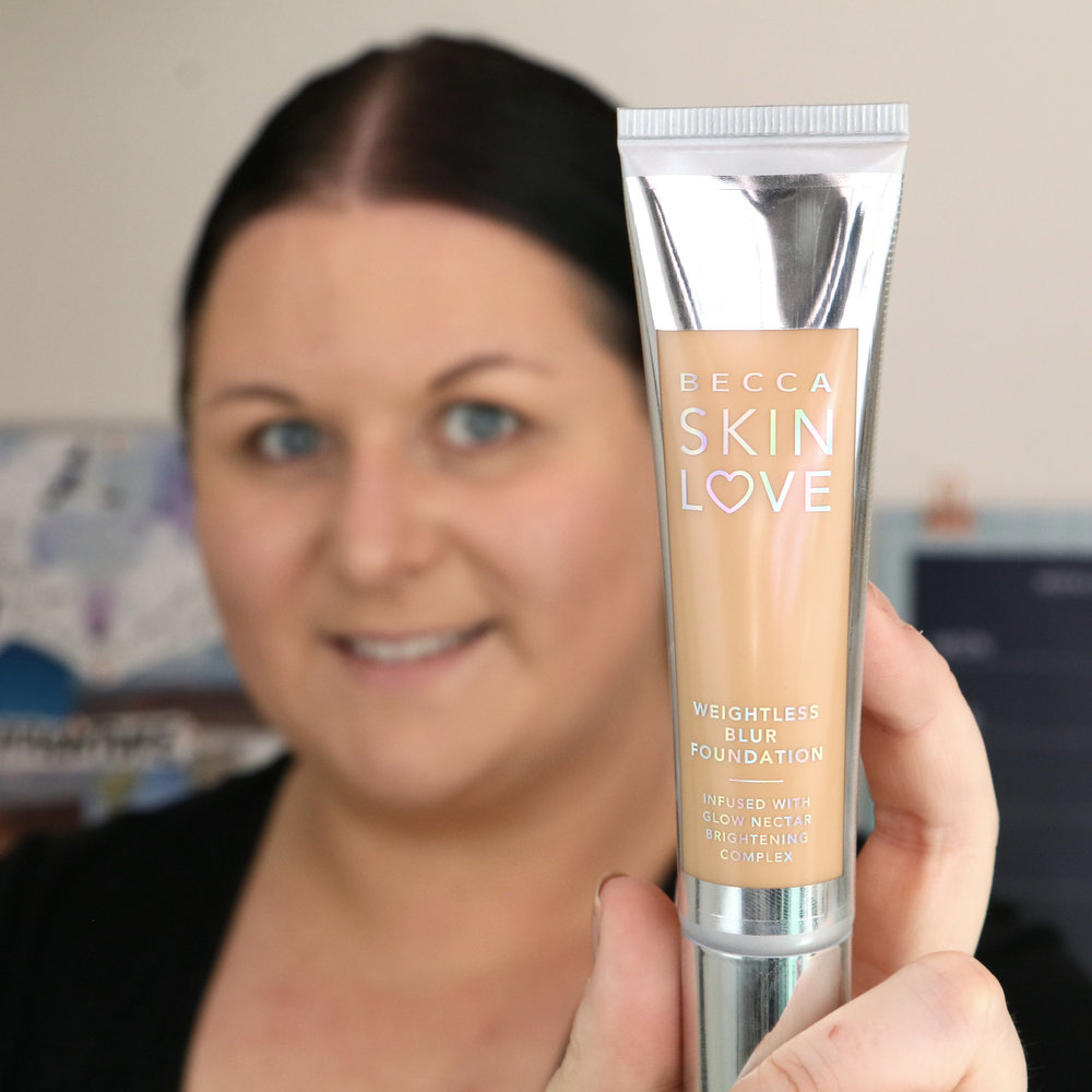 Becca Skin Love Foundation Review Marisa Robinson Beauty