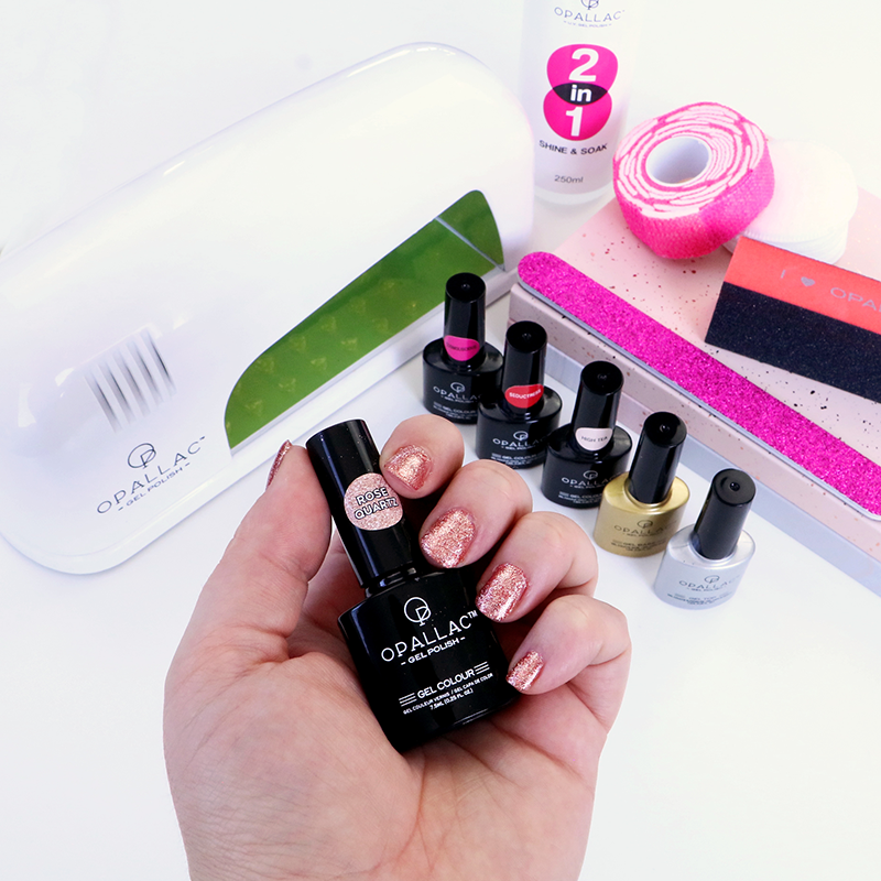 Opallac Gel Nails Starter Kit - Cruelty Free Gift Guide