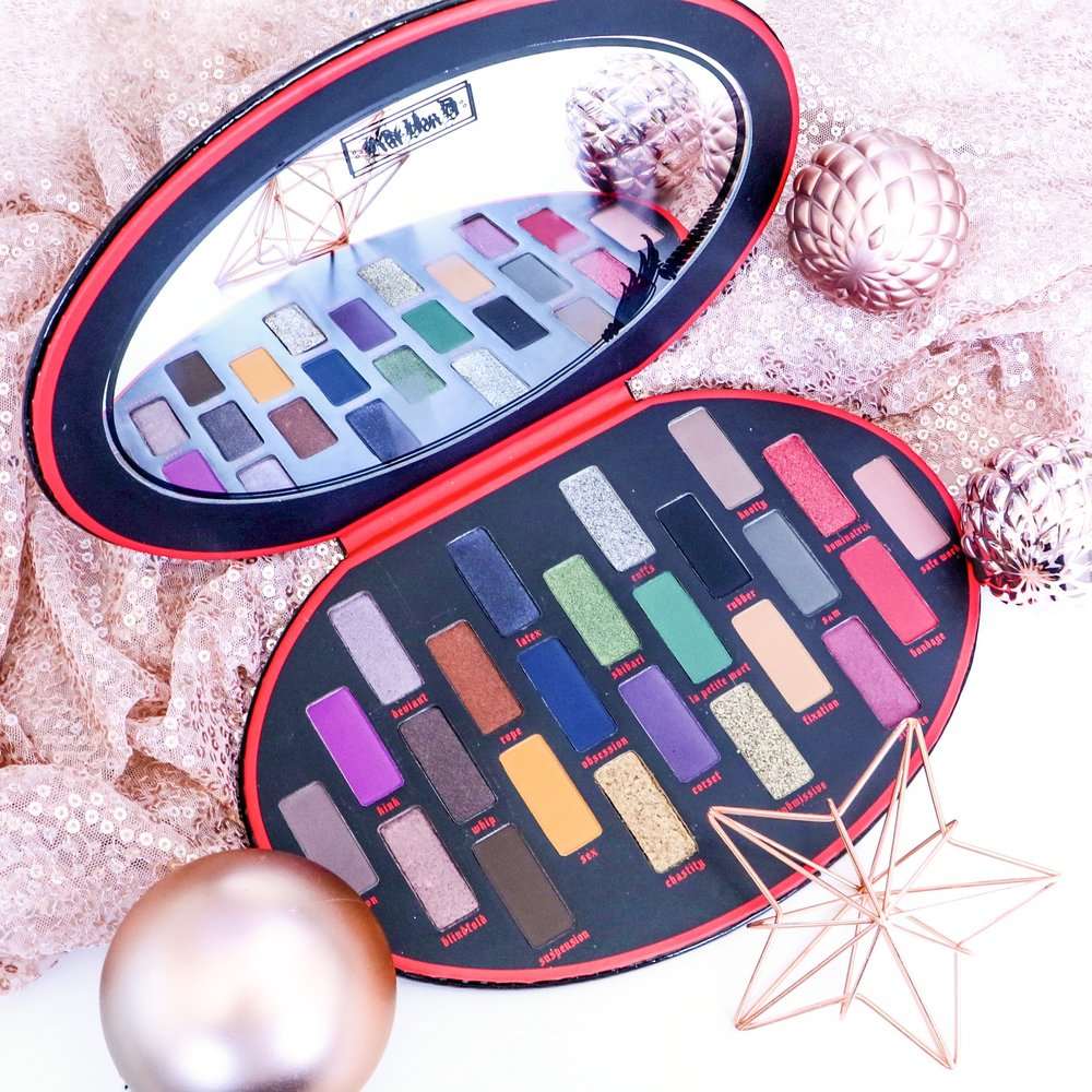 Kat Von D Fetish Eyeshadow Palette - Cruelty Free Gift Guide