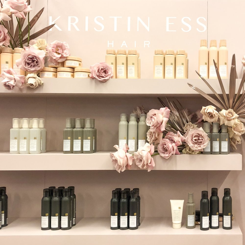 Kristin Ess Leave-In Conditioner Review