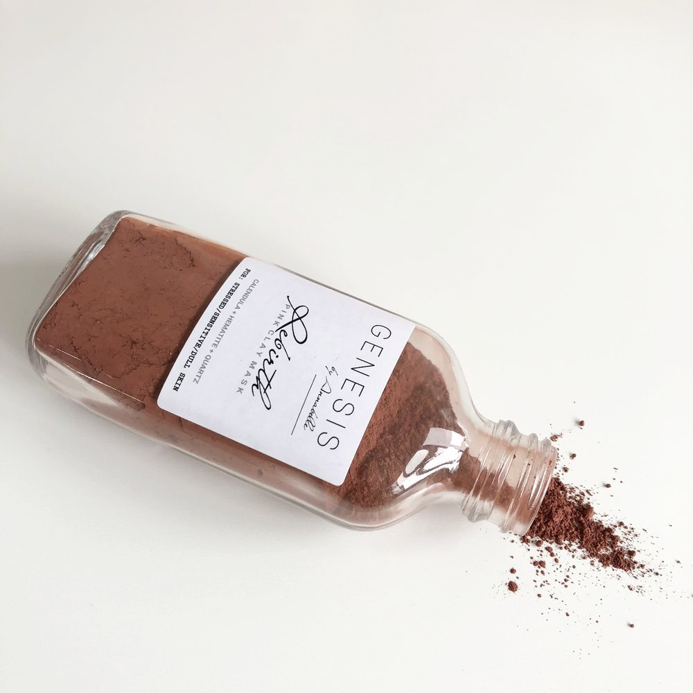 Annabelle Lumba Beauty - Pink Clay Mask
