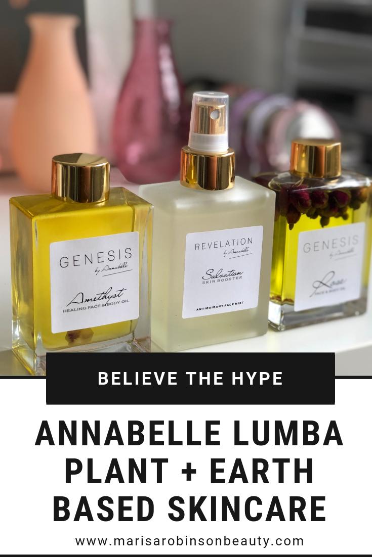 Annabelle Lumba Beauty