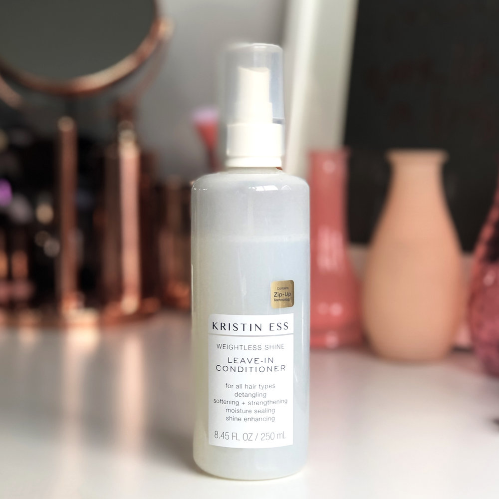 Kristin Ess Leave In Conditioner Review