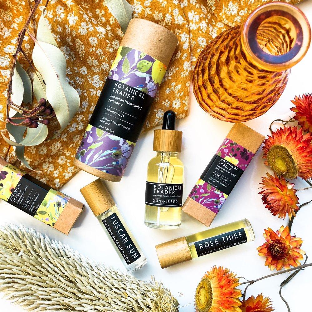 Botanical Trader Vegan Fragrances - Cruelty Free Perfume Guide