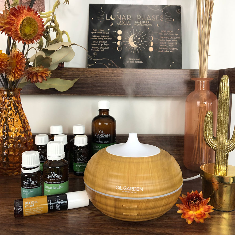 Beginners Guide To Essential Oils - Oil Garden
