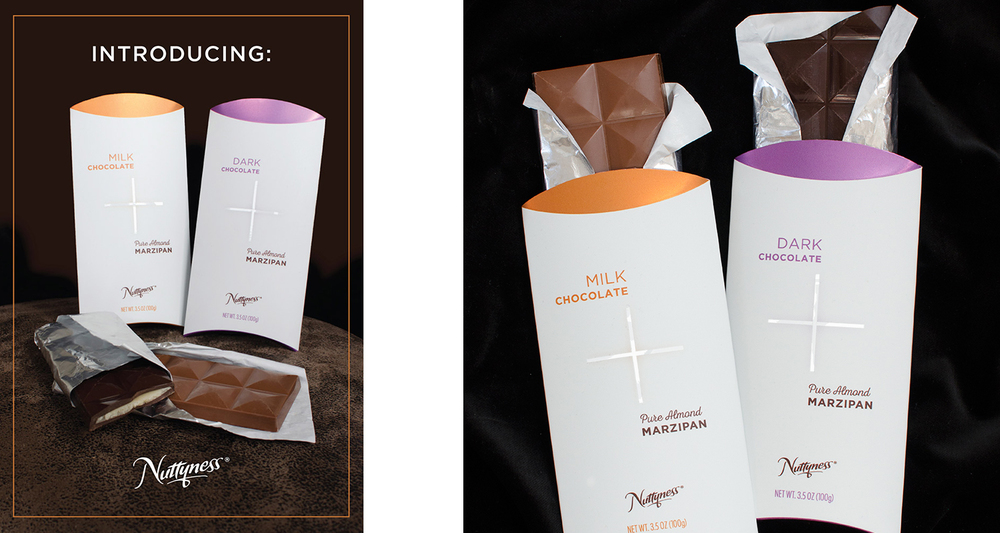 Nuttyness bar package