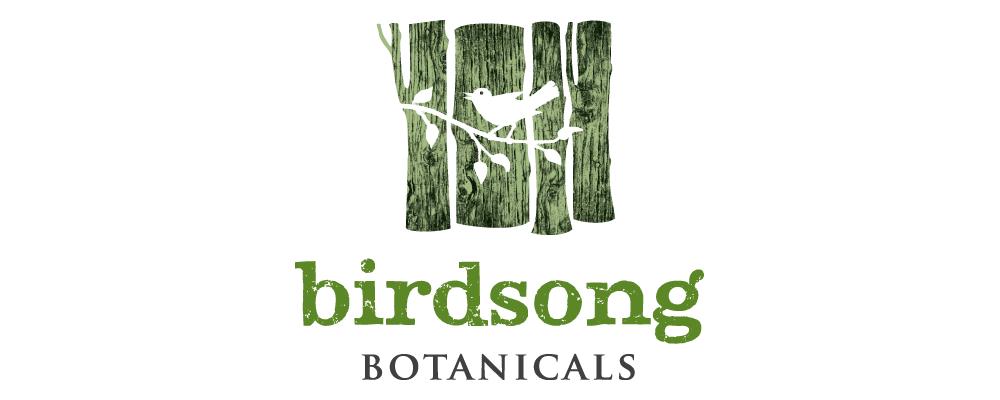 Birdsong Botanicals Logo