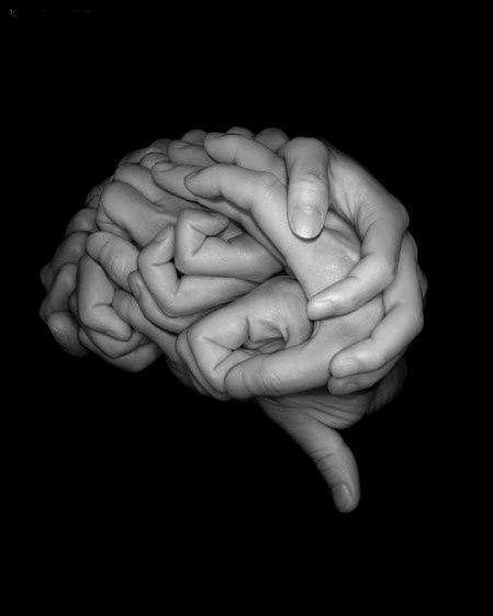 hands or brain