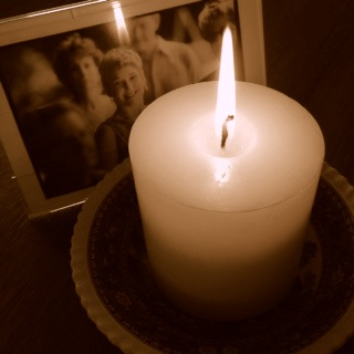 Jane's candle 3_12_14
