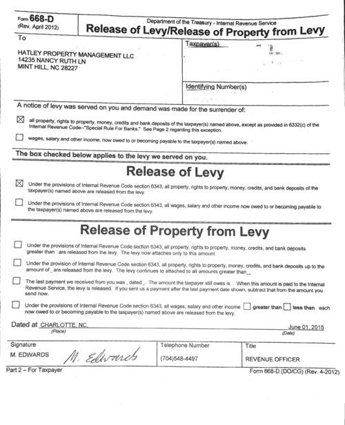 Case Results Hillhurst Tax Group