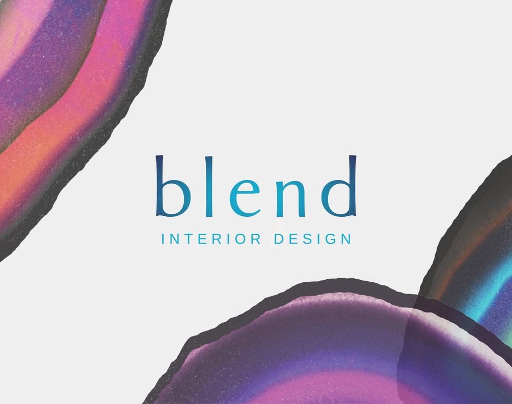 Blend Interior Design Brand