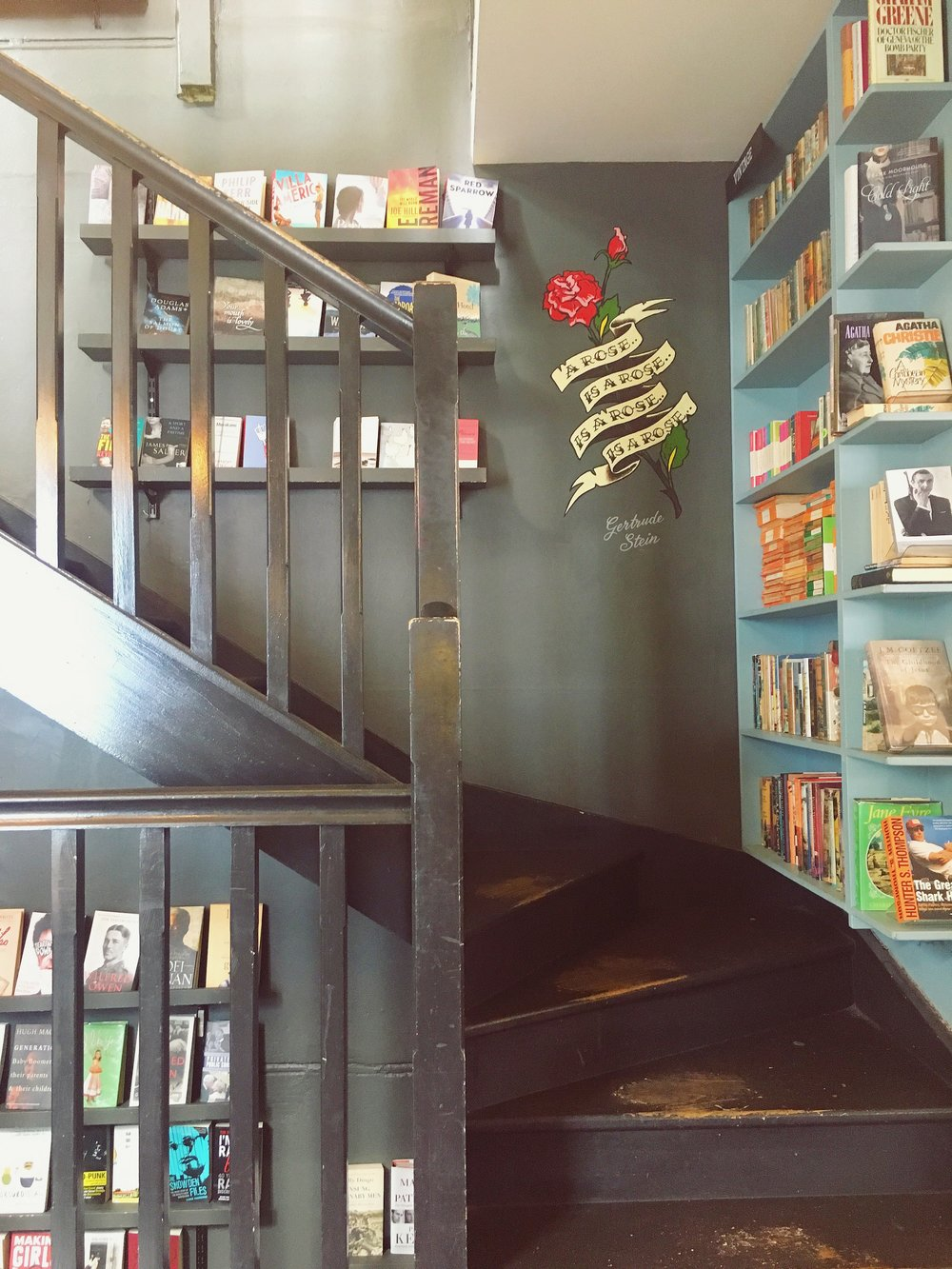 Bookshop Paddington