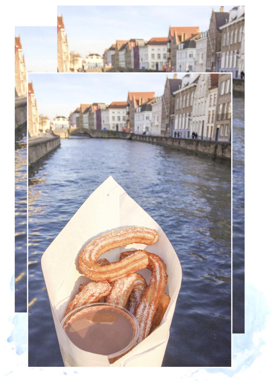 Tash Turgoose Bruges