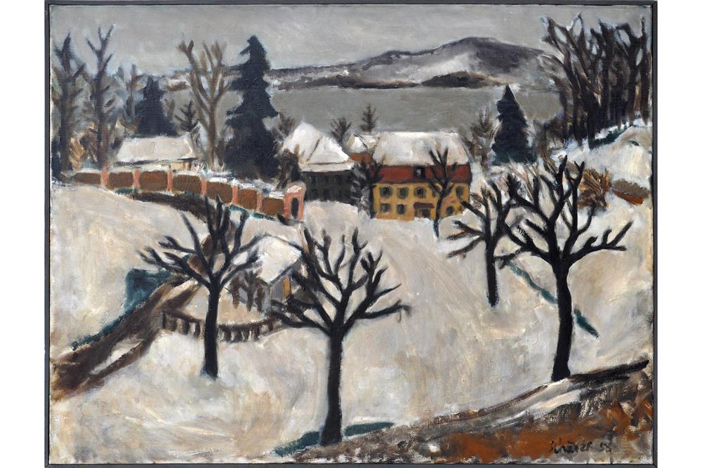 Landschaft (St. Anna), 1956