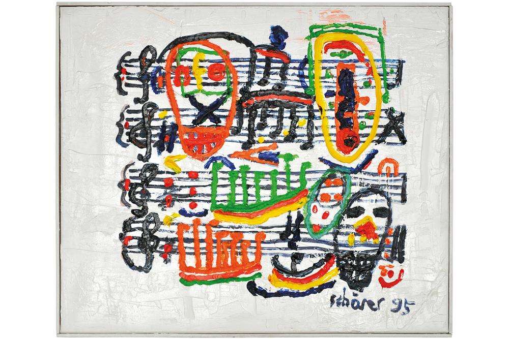 Menuett, 1995