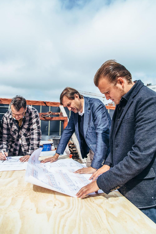 En 2007, nous avons inauguré la terrasse et, d'ici quelques semaines, nous dévoilerons notre 'roof top' qui sera une première sur la côte belge.