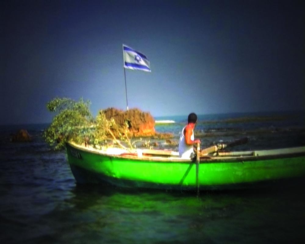 Yael Bartana, still from  'A Declaration'  (2006)