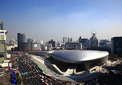 DONGDAEMUN DESIGN CENTER