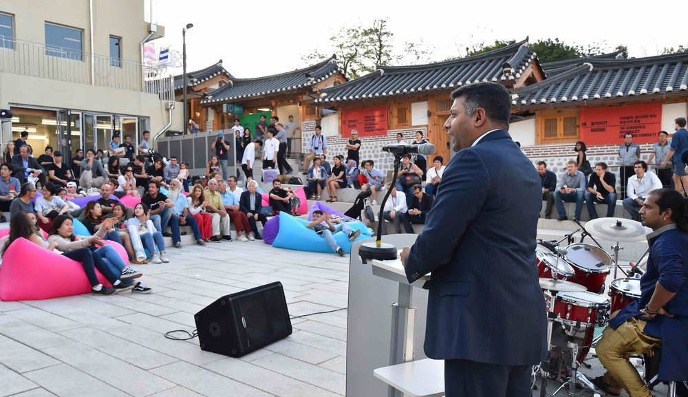 16 Opening Ceremony Donuimun Village:Melina Seoul Biennale copy.jpg