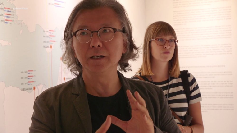 Director of the Biennale, Hyungmin Pai