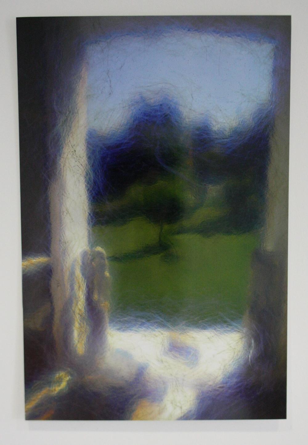 František Skála, Křídlový dům, 2012, 100 x 66,7 cm, barevná fotografie
