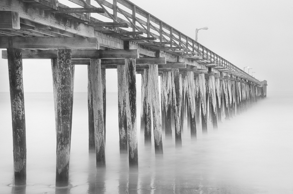 Harold Davis - Cayucos Pier.jpg