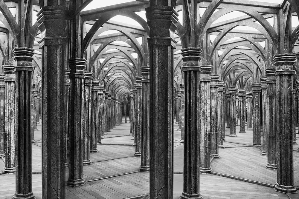 Harold Davis -Hall of Mirrors.jpg