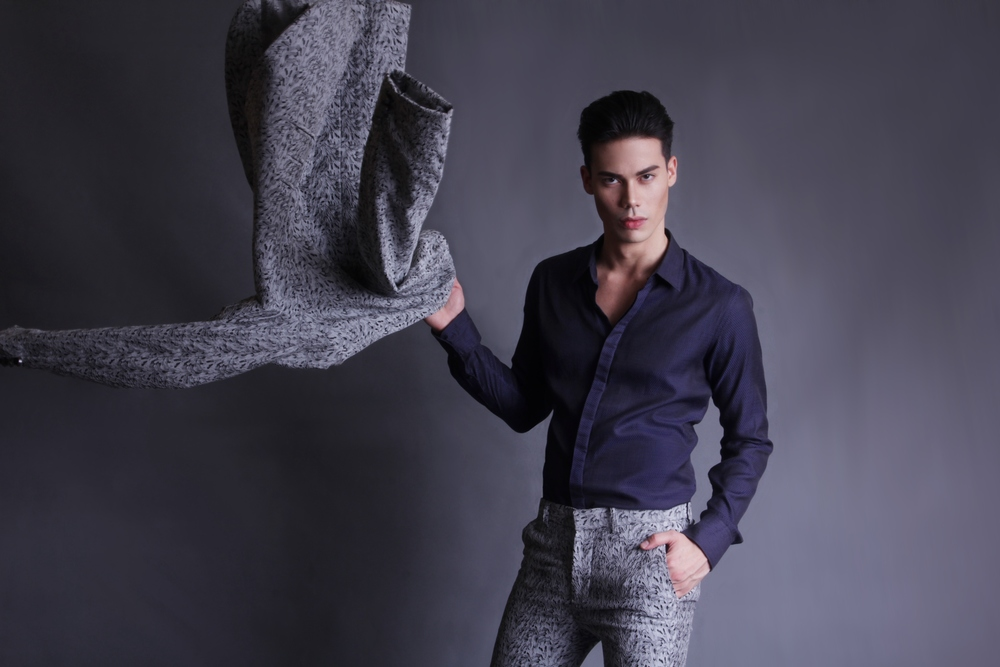 Michael Seifert , CEO & Founder of  TalentMan  • Photography:  Santy Calalay  • Clothing:  Francis Libiran  • Grooming:  Kristine Ramos