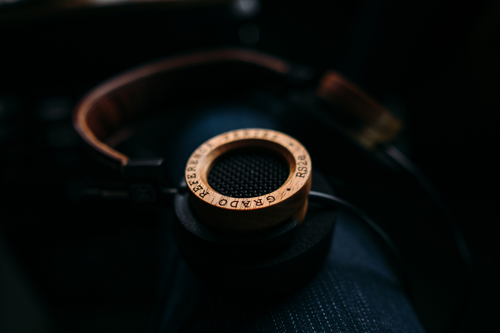 Grado RS2e at Sweatshop