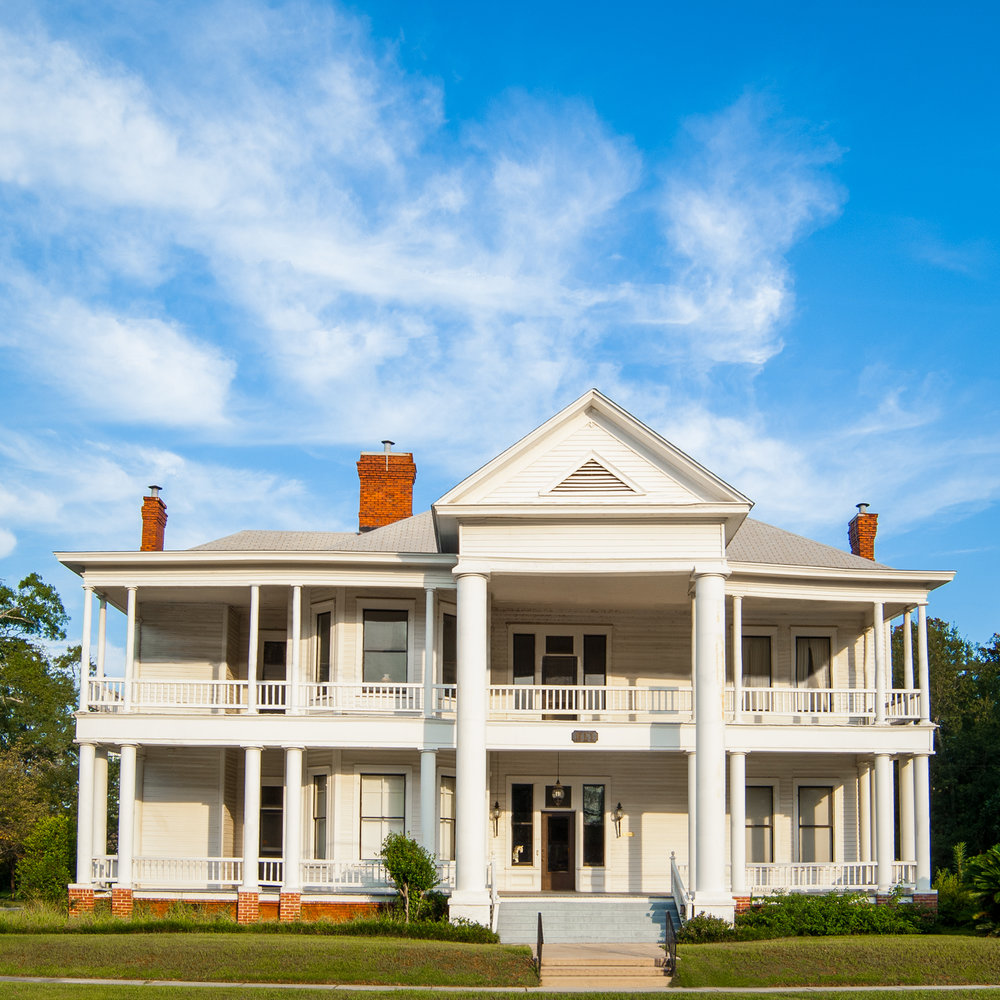 The Altama Museum of Art & History  is housed in this beautiful 1911 neoclassic Crawford W. Brazell house near the historic downtown Vidalia, Georgia. Inside is the  Eleanor Meadows Gallery  where the  Filipina: Beacon of Light  photo exhibit will be on display from February 16 to March 30, 2018, on Thursdays, Fridays, Saturdays at 10:00 AM to 3:00 PM, and on Sundays at 1:00 to 3:00 PM. For more information,  click here to visit the official exhibition website . [Photo:  Dominique James ]