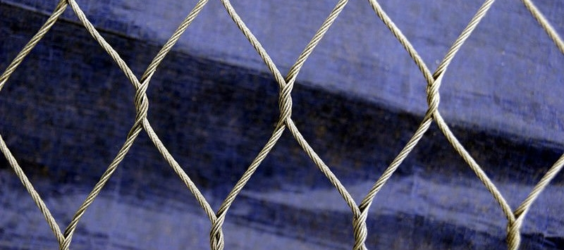Hand Wowen Steel Mesh - Regular