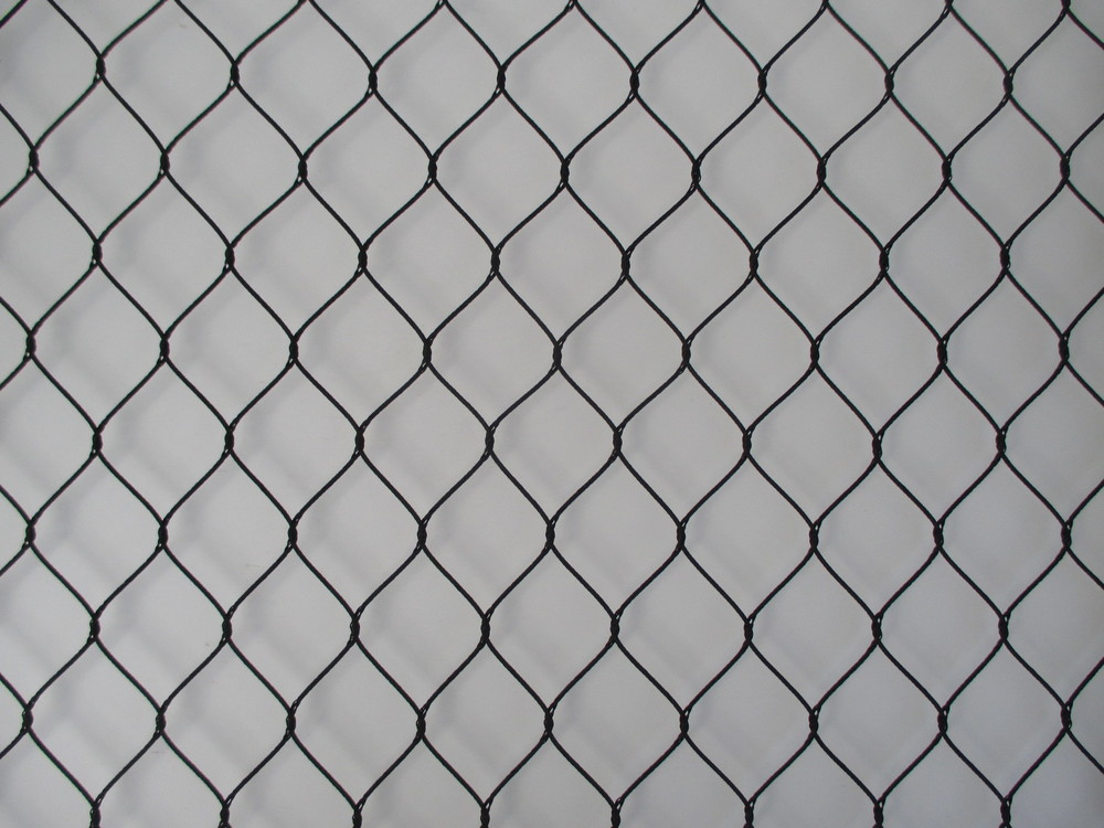 Hand woven mesh — hmj zoo theme park design