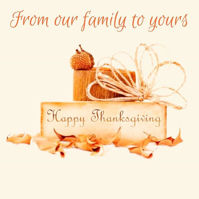 #givingthanks #family