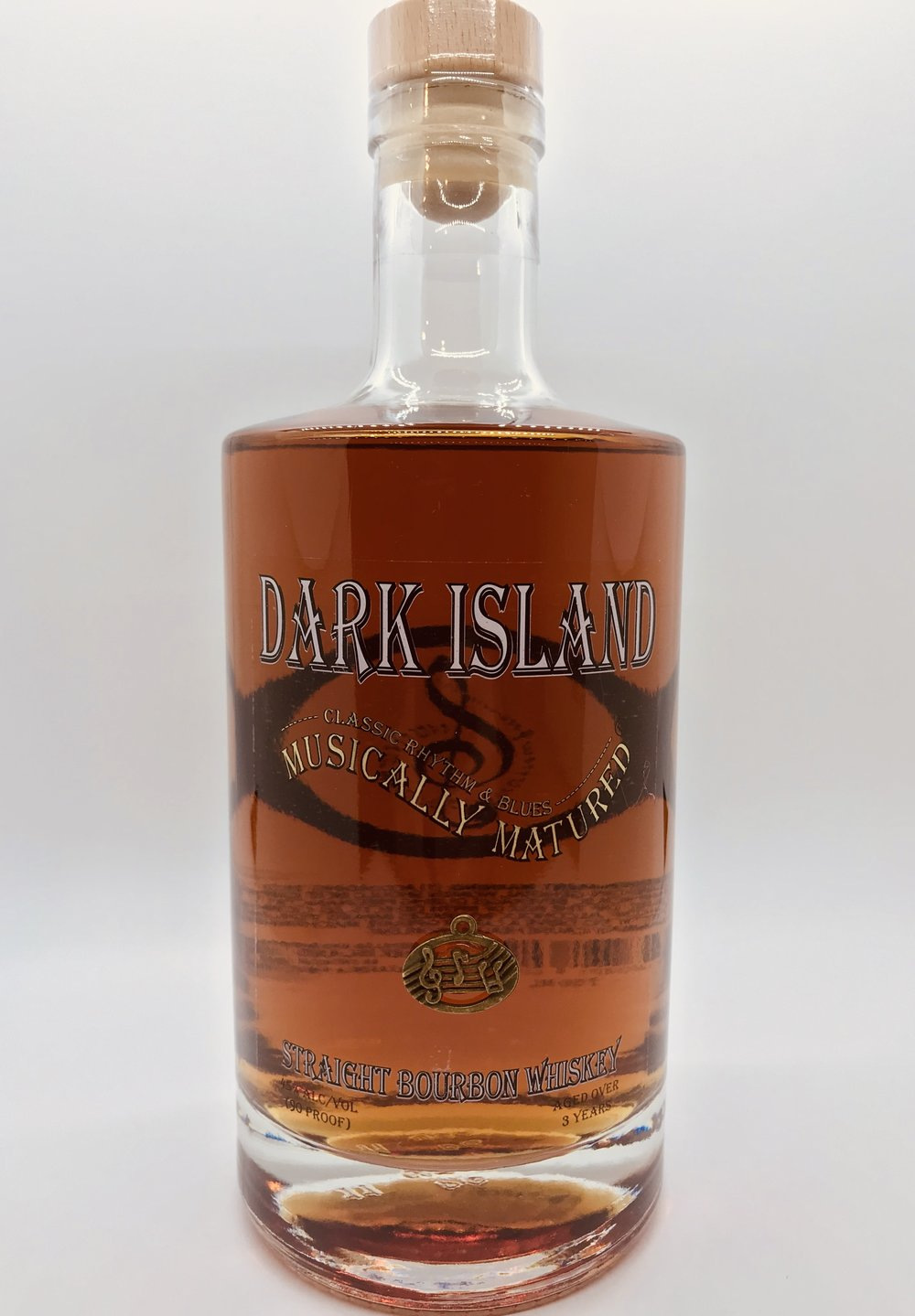 "Dark Island Blues Bourbon - Straight Bourbon Whiskey made in Northern New York. 2018 Multi Gold Medal winning, grain to glass Bourbon by a True Craft Distillery.In a sea of fake, warmed up, re-bottled, re-branded, renamed, re-labeled, ""re-diculous"" Faux-Craft Spirits, there truly are those who will spend the time and money, to produce True Craft Spirits in-house.Dark Island Blues Bourbon. Made from New York Corn, Wheat and Malted Barley, then Musically Matured to classic Rhythm and Blues for over 2 years in new charred 53 gallon American Oak barrels.Reduced to 90 proof with Natural spring water from Frontenac Crystal Springs.A Bold True Craft Spirit, built for the adventurous drinker who's not afraid to break away from the herd."