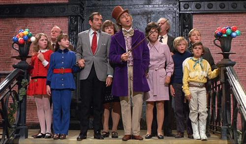 I refuse to accept that anyone besides Gene Wilder could possibly be considered Willy Wonka