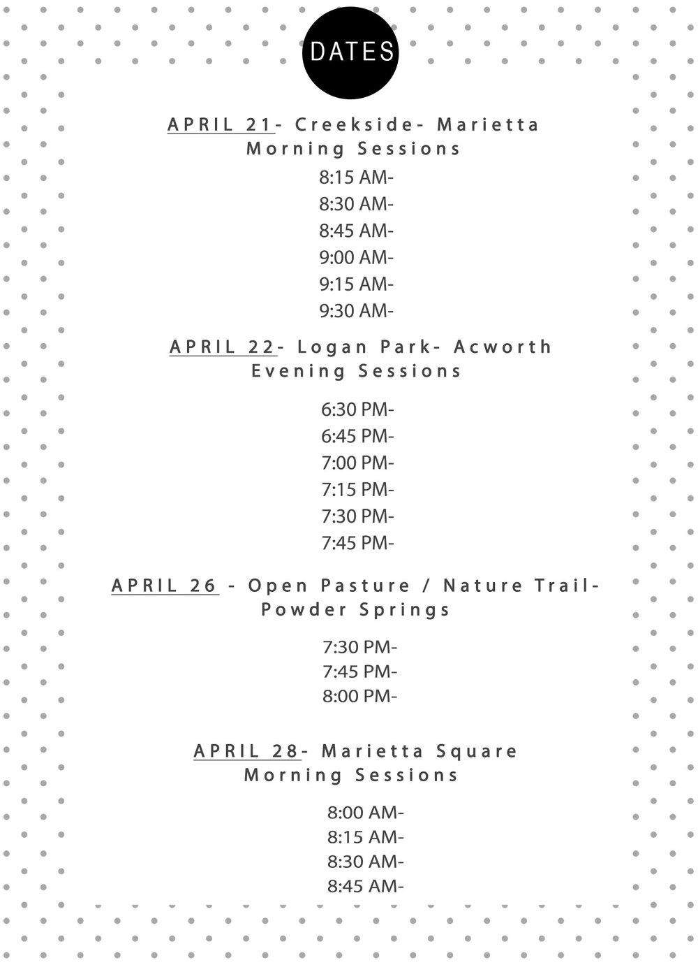 Spring Mini Session 2018  blog details dates.jpg