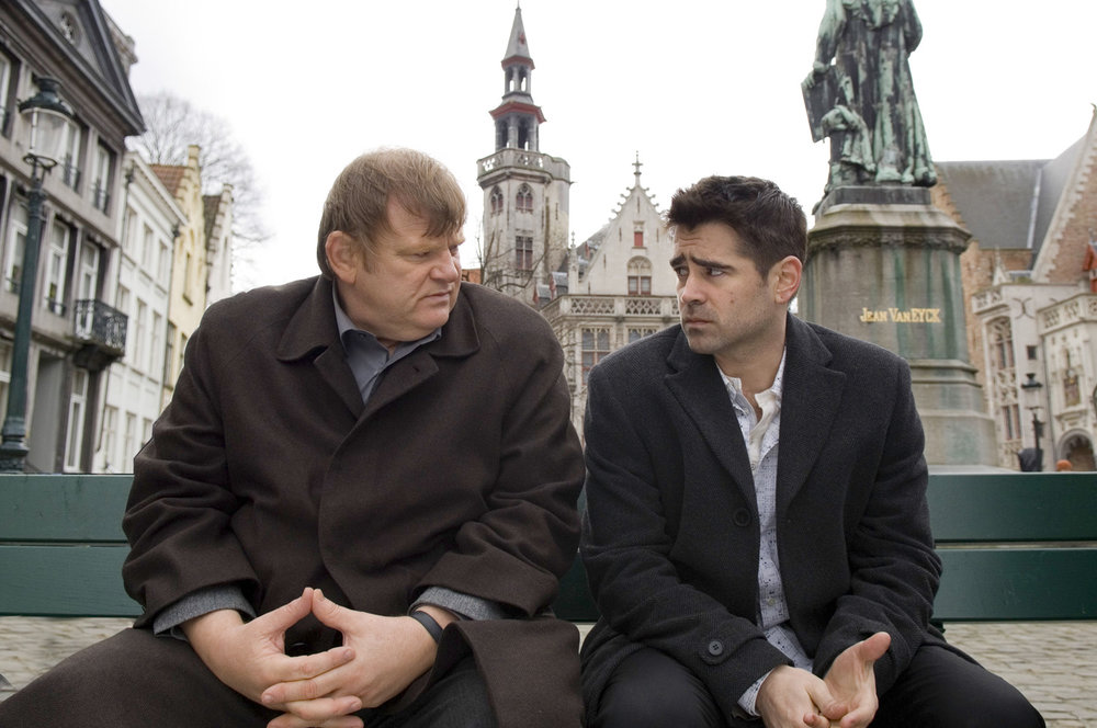 "Quotable and clever, ""In Bruges"" is an all-around well executed movie about the perils of the hitman business."