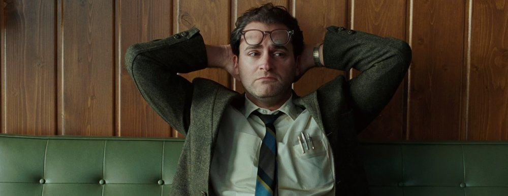 "Detailed, hilarious, and shrouded in symbolism, ""A Serious Man"" is a movie that makes you think."