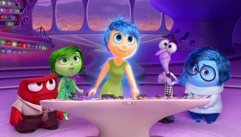 "Somehow achieves to be kid-friendly and entertaining while executing an inventive and extremely complex premise. ""Inside Out"" is Pixar perfection."