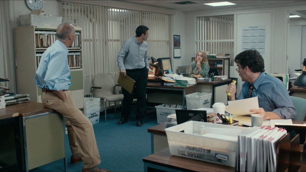 "TLR: ""Spotlight"" is well filmed, well directed, and well acted.  However, it is the importance of its topic, and the delicacy of the entire crew's approach, that make this film truly great."