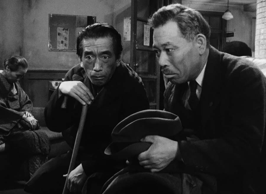 "TLR: Akira Kurosawa made many great films, but ""Ikiru"" this is perhaps his most emotionally stirring work.  Anchored by the great Takashi Shimura, this film is a beautiful tribute the importance of approaching one's job with professionalism and care, no matter how old you are."