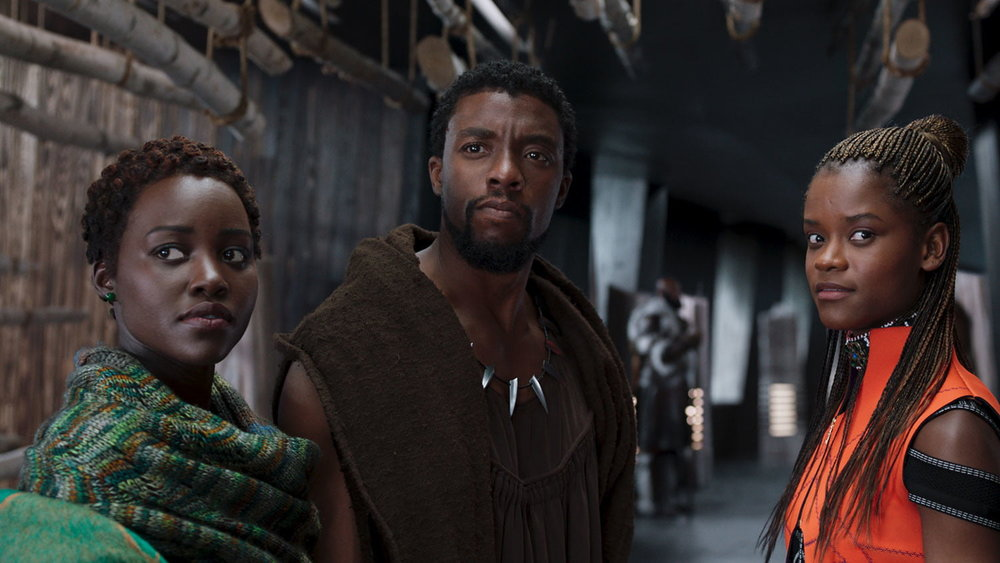 """I reviewed """"Black Panther"""" in full back when it was released, and thought it was a solid superhero movie and well deserving of its """"Starter"""" rating. The fact that it squelches 4 of this years nominees speaks to just how bad this year's lineup turned out. Sure, """"Black Panther"""" is a good superhero movie, and it draws great strength from a primarily African-American led cast and crew. The film has vital cultural importance. But it lacks the cinematic qualities of a """"Best Picture"""" winner. I fear that a """"Black Panther"""" win in this category will open the doors for other superheroes who by no means belong there."""