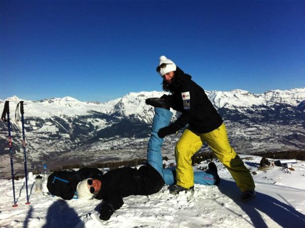 helen snowboard team
