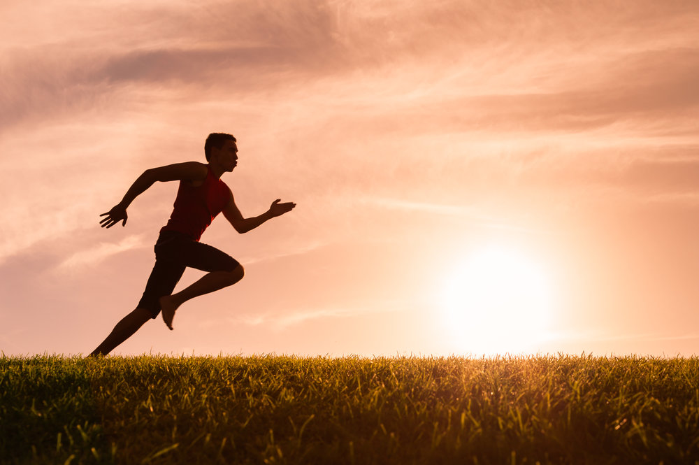running ankle injury recovery