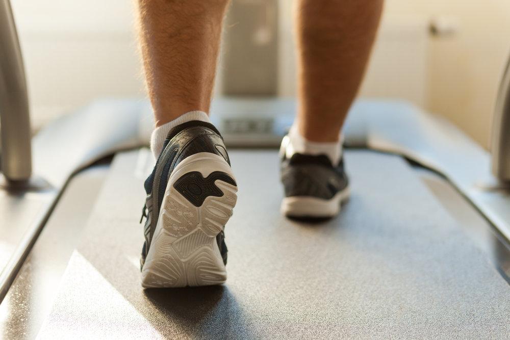 running injury recovery