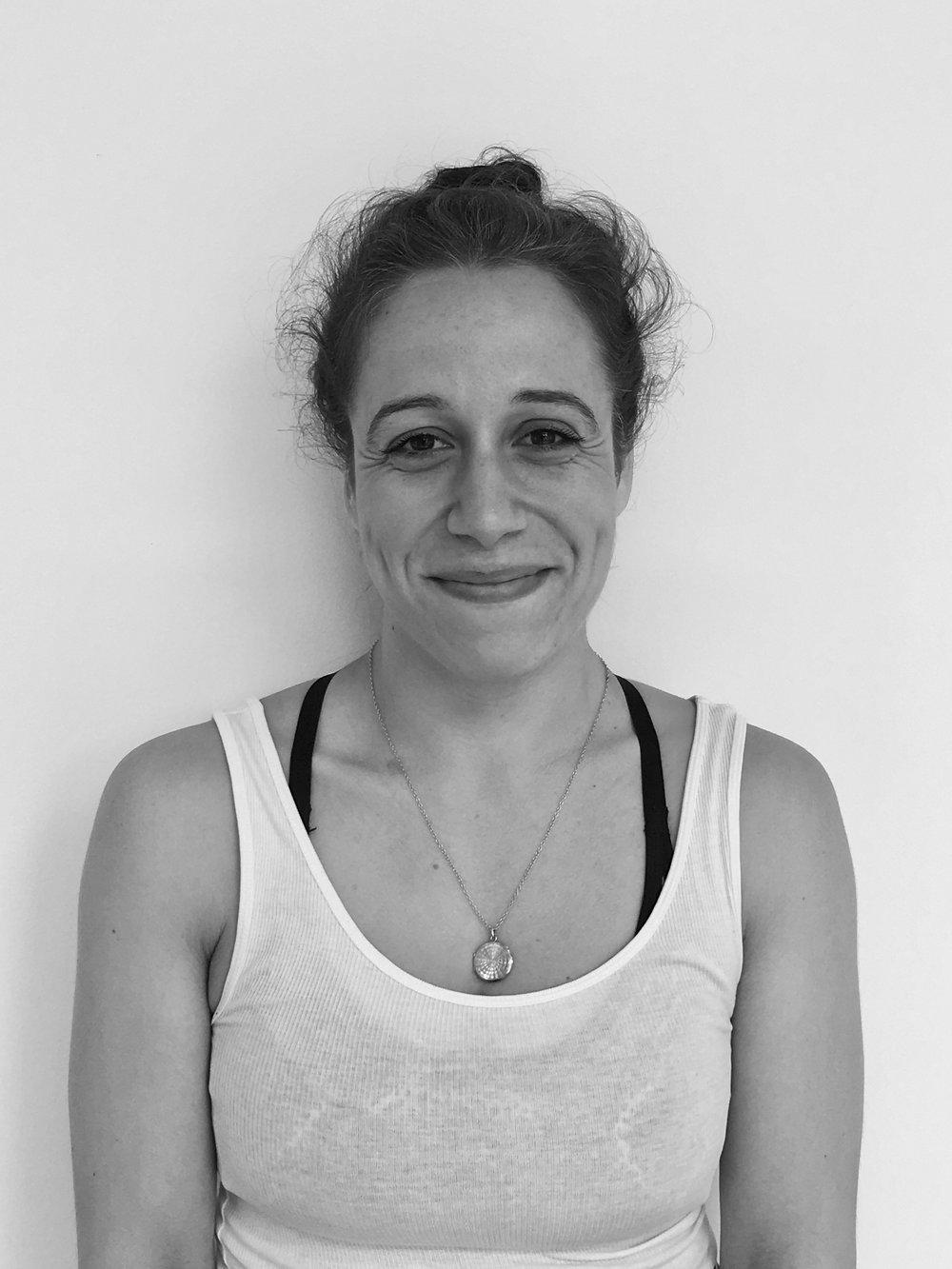 Jessie Yoga Fix East Village Stratford