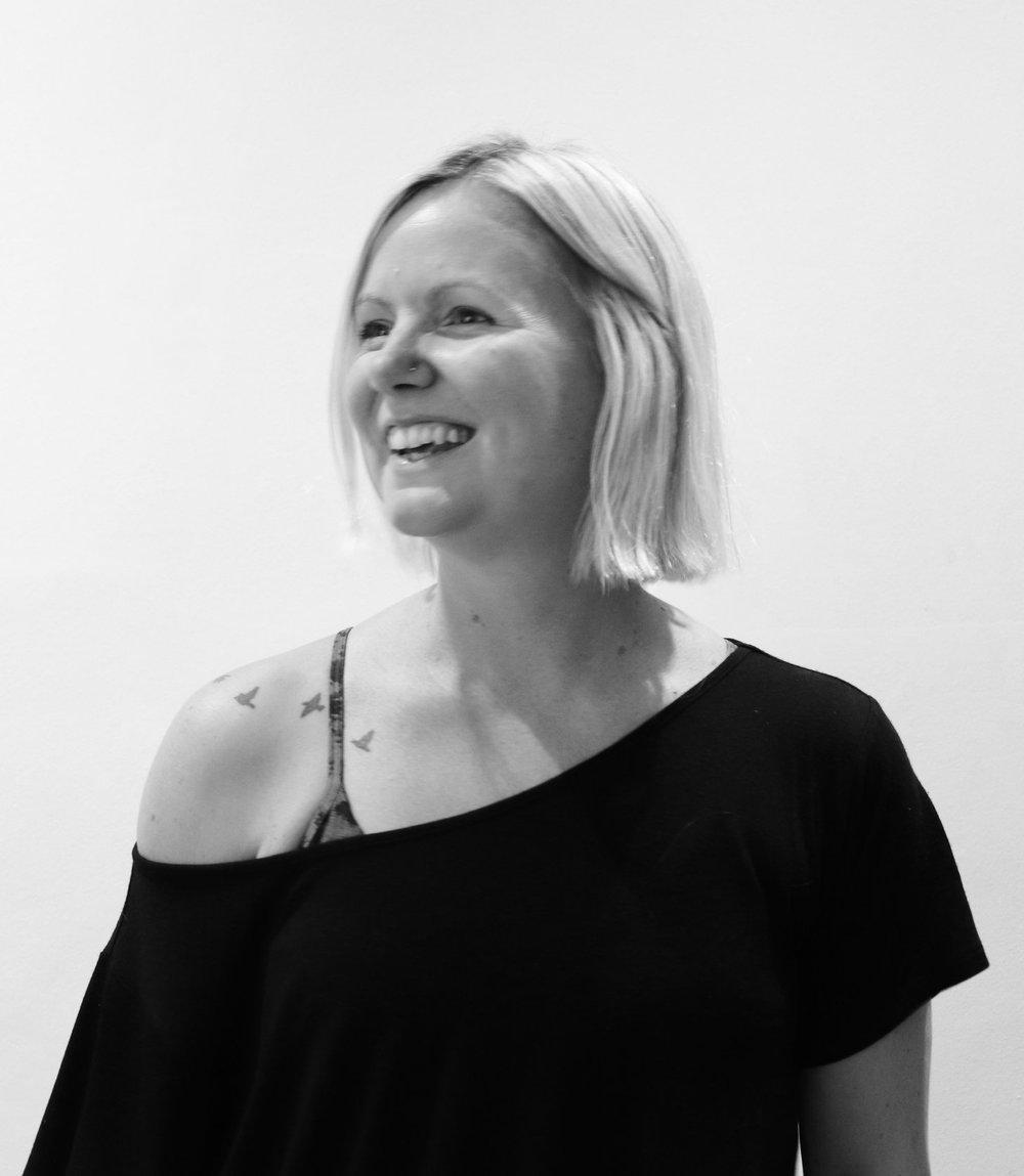 Anna Mynott yoga Fix Studio London