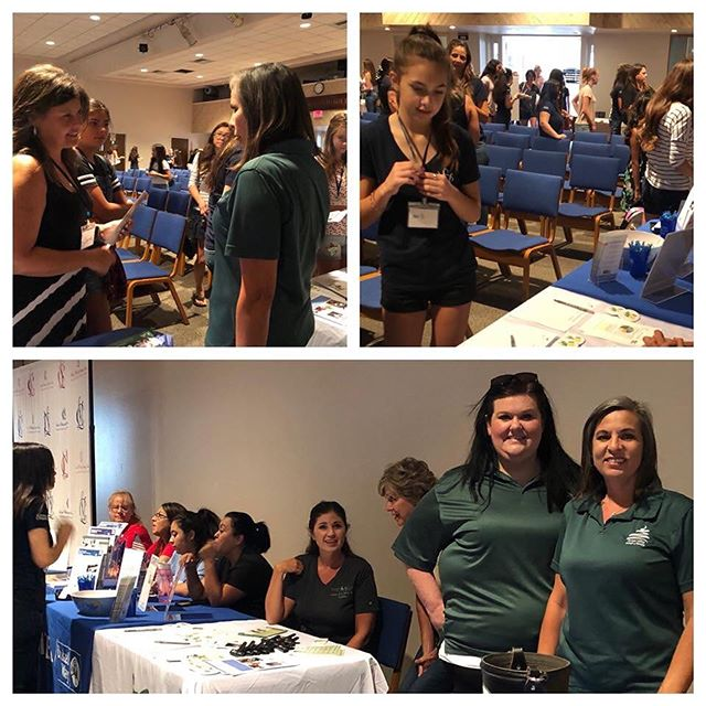 Thank you, National Charity League - Corona Chapter for having us out this afternoon for your 2018 kick off fair. We appreciate the support and look forward to working with your members this year. Loved seeing familiar faces and meeting all the new moms and their daughters. #NCLCorona #NCL #Volunteer