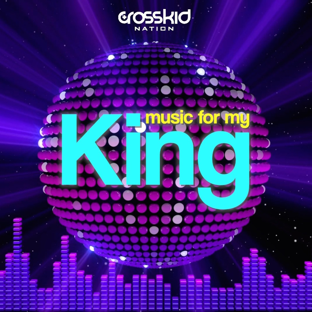 Music For My King Pre-Release - Music For My King, I Am His Treasure, We Lift You Higher, Let Everything That Hath Breath (Psalm 150), Set My Feet (Psalm 40), Hidden In My Heart