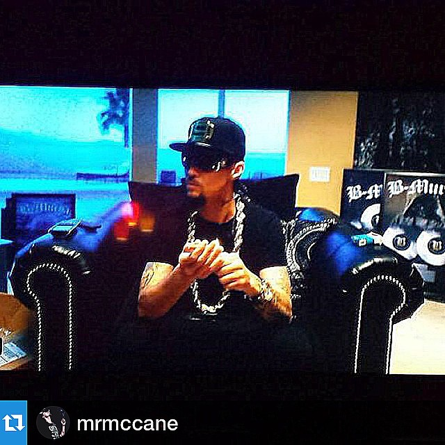 Repost from the one and only @mrmccane.  Who's got a favorite Bizzy scene from #WhatNowMovie?・・・From the movie #whatnow  Getting some good reviews #bizzybone #bonethugsnharmony